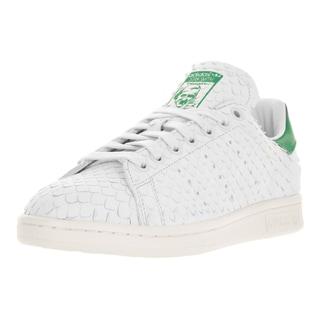 Adidas Women's Stan Smith W Originals White/Green Casual Shoe
