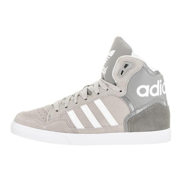 Grey Women's Top Shop High Extaball Adidas Originals Suede n8Ok0wPXNZ