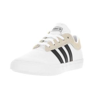 Adidas Women's Sellwood White Canvas Skate Shoe