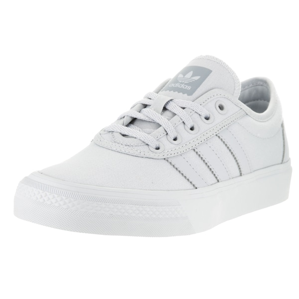 the latest ee813 8b2b2 Adidas Womenx27s Adi-Ease Light Grey Skate Shoe