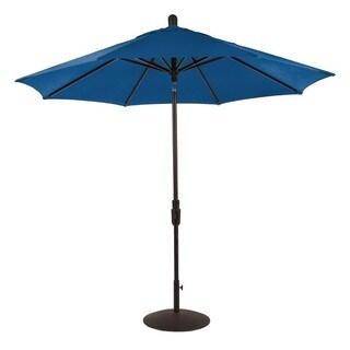 Zuma Shore Multicolor Aluminum Market Umbrella