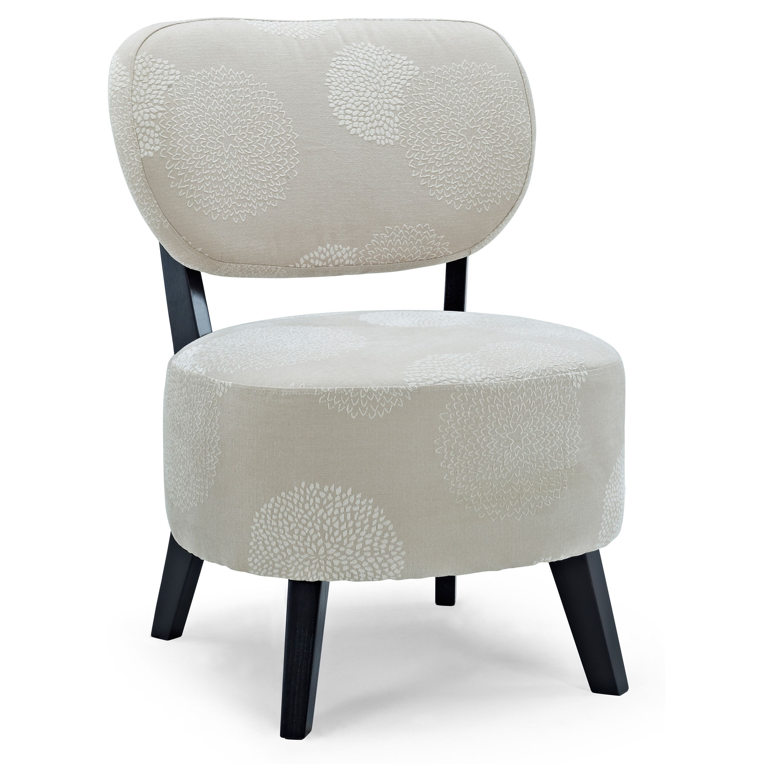 Shop Dwell Home Solid Wood Polyester Foam Upholstered