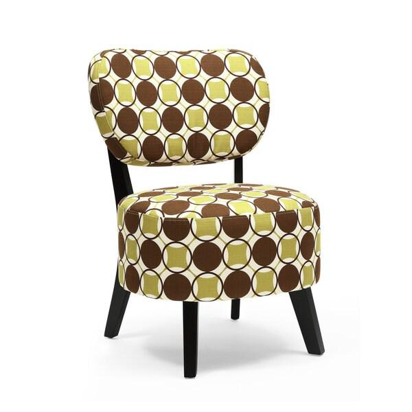 Shop Dwell Home Sphere Aura Fern Accent Chair On Sale