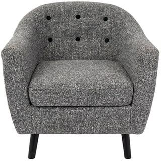 Carson Carrington Lieksa Mid-Century Modern Accent Chair