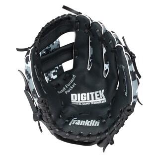 Franklin Sports Black/Whtie 10-inch Right-handed RTP Teeball Performance Glove