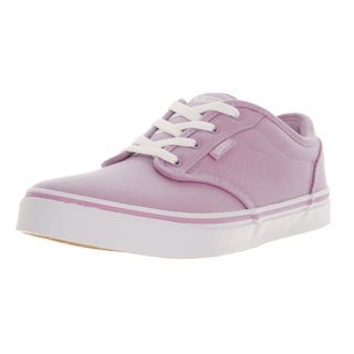Vans Kids Atwood Orchid Bloom Canvas Skate Shoe