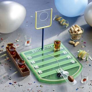 Game Night 11.81-inch x 9.45-inch Football Game