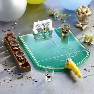 Game Night 11.81-inch x 9.45-inch Soccer Game Table