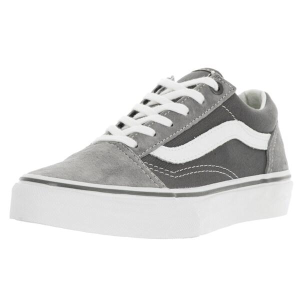 vans old skool pewter grey