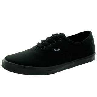 Vans Kids' Authentic Lo Pro Black/Black Casual Shoes