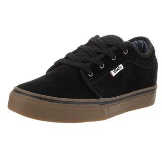 Vans Kids' Chukka Low Work Wear Black/Gum Skate Shoes