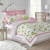 Oliver & James Marina Palm Comforter Set