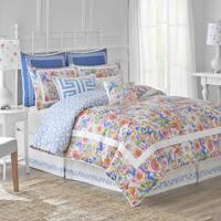 Dena Home Chinoiserie Garden Comforter Set