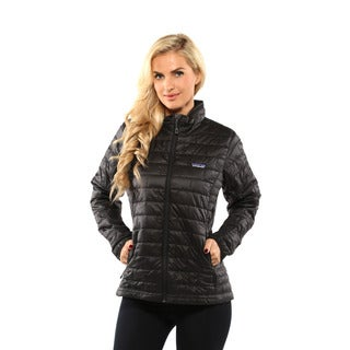 Patagonia Women's Black Nano Puff Jacket