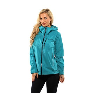 Patagonia Women's Epic Blue Stretch Rainshadow Jacket