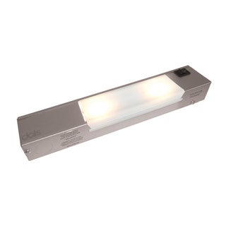 Dals Silver Steel Under-cabinet Linear LED Lighting