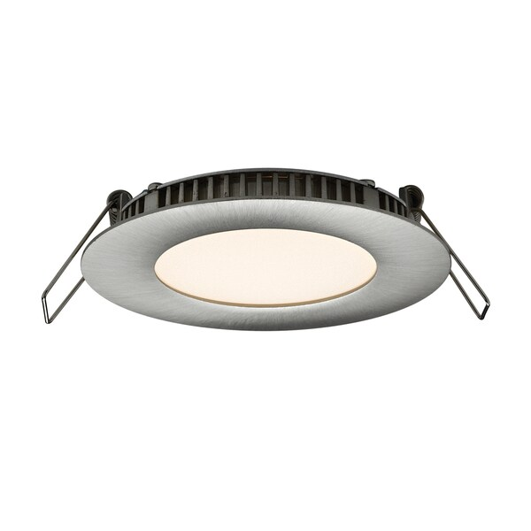 Shop DALS 3-inch 6-watt LED Round Recessed Panel Light