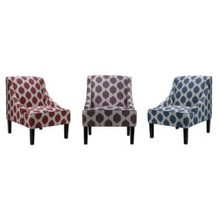 Cortesi Home Celene Accent Chair