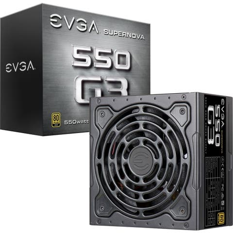 EVGA SuperNOVA 550 G3 Power Supply