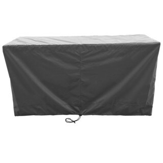 NewAge Products Grey Polyester Outdoor Kitchen Cabinet/Island Cover
