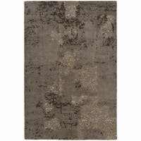 """Artist's Loom Hand-Tufted Contemporary Abstract Pattern Rug - 7'9""""x10'6"""""""