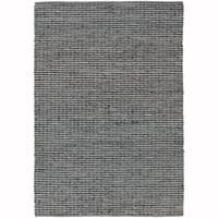 "Artist's Loom Flatweave Contemporary Solid Pattern Rug - 7'9""x10'6"""
