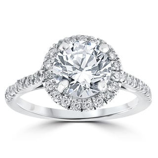 2 to 25 Carats Engagement Rings For Less Overstock