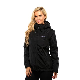 Patagonia Women's Black Insulated Torrentshell Jacket