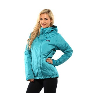 Patagonia Women's Epic Blue Insulated Torrentshell Jacket