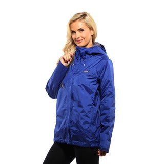 Patagonia Women's Harvest Moon Blue Insulated Torrentshell Jacket