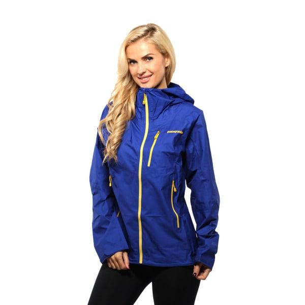 Patagonia Women's Harvest Moon Blue M10 Jacket
