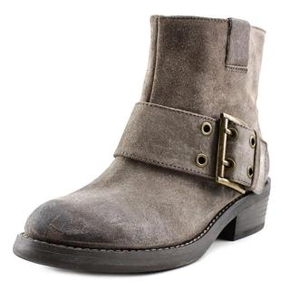 Nine West Women's 'Kassy' Grey Regular Suede Boots