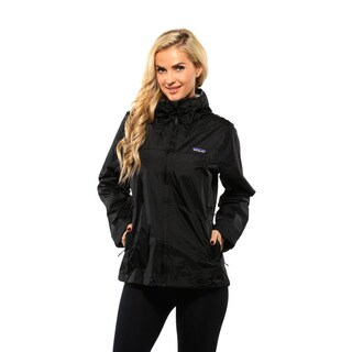 Patagonia Women's Black Torrentshell Jacket