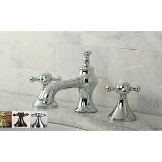 Link to Vintage Cross Widespread Bathroom Faucet Similar Items in Faucets