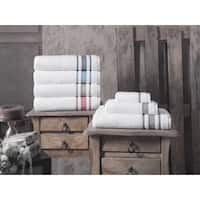 Cornelia 100% Turkish Cotton Hand Towels (Set of 4)