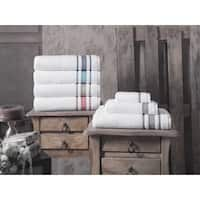 Cornelia 100% Turkish Cotton Bath Towels (Set of 2)