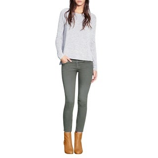 Rag Bone Sage Green Cotton/Spandex Dre Jeans