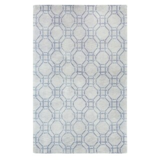 Loope Hand Knotted Rug Ash ( 7' x 9')