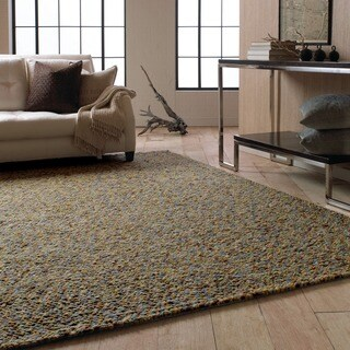 Wolfe Hand Knotted Rug Carribbean ( 7' x 9')