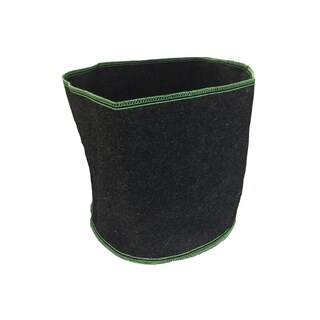 """5 Gallon Fruit & Vegetables Grow Bag, 11"""" tall x 12.5"""", Soft Sided Container"""