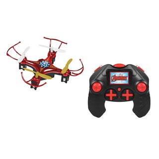 World Tech Toys Marvel Avengers Iron Man 4.5CH 2.4GHz RC Quadcopter Micro Drone