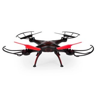 Rogue Drone 2.4GHz 4.5-channel RC Quadcopter