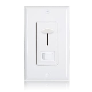Maxxima Style Plastic 600-watt 3-way Electrical Dimmer