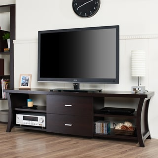 Tv stands entertainment centers tv consoles for Furniture of america danbury modern