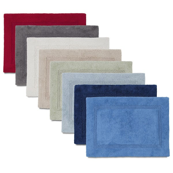 Laurel Creek Kootenai Basic Cotton Bath Rug