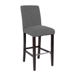 Harper Collection Grey Counter Stool (Set of 2)