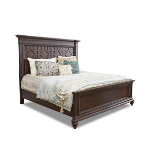 Made to Order Palencia Complete King Panel Bed