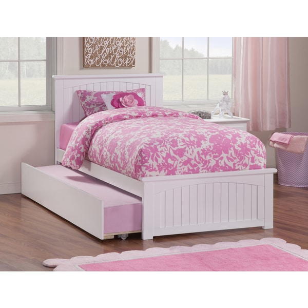 atlantic dp board com white furniture amazon foot concord panel trundle and ac flat bed twin with
