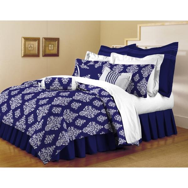 Home Dynamix Classic Trends Collection Millburn 5-piece Comforter Set