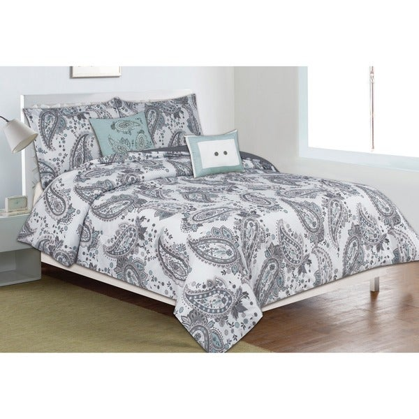 Home Dynamix Classic Trends Collection Palermo 5-piece Comforter Set